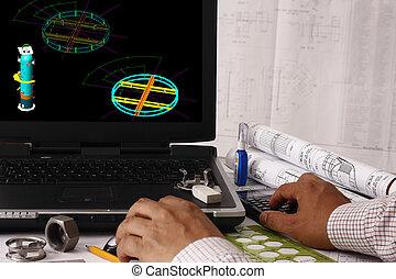 Diseño de una nave de presión