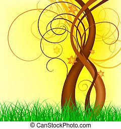 Diseño de vector de primavera