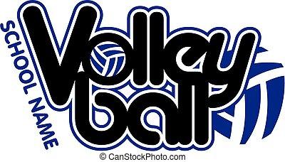 Diseño de voleibol