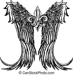 Diseño del ala tribal