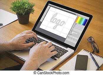Diseño gráfico de computadoras