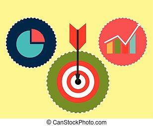 Diseño gráfico del mercado objetivo