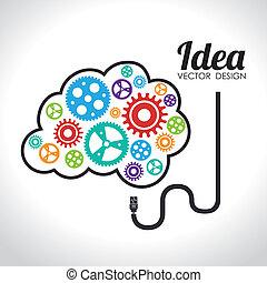 diseño, idea