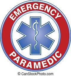 Diseño médico paramédico