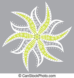 Diseño ornamental