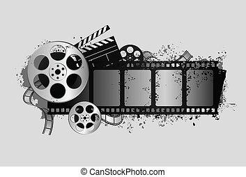 Diseño relacionado con el cine