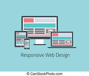 Diseño web de respuesta v