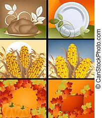 Diseños de Acción de Gracias