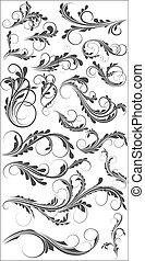 Diseños de Swirls