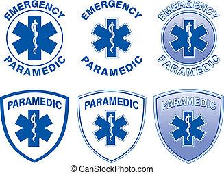 Diseños médicos paramédicos