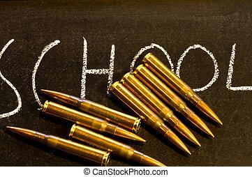 Disparos escolares