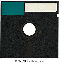 disquete, magnético