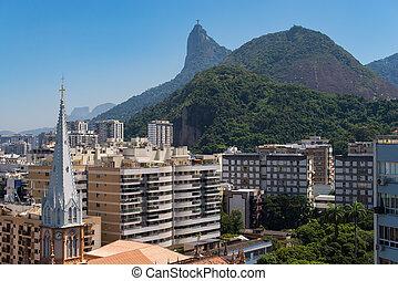 Distrito Botafogo en rio de Janeiro