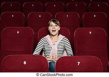 Diversión en el cine