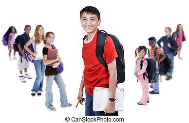 Diversidad en la escuela