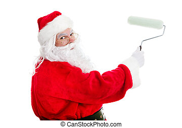DIY mejora de casa Santa
