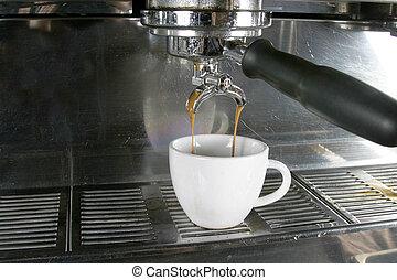 doble, espresso