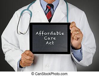 Doctor tablet, un acto de cuidado asequible