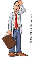 Doctor triste