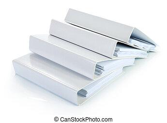 Documentos en pila