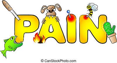 Dolor con muchos dolores