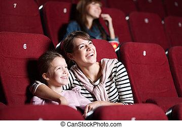 Dolor de madre e hija en el cine