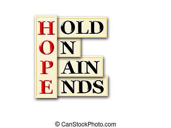 dolor, esperanza