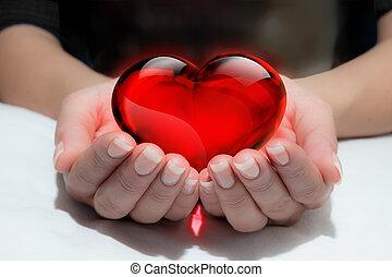 Dona tu corazón