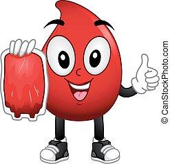 Donación de sangre Mascota