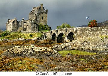 Donan eileen Castillo Escocia