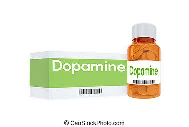 Dopamina, concepto mental humano