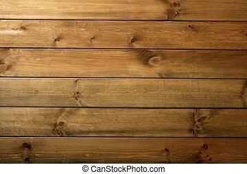 Dorado fondo de textura de madera naranja de madera