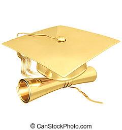 dorado, graduación