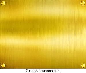 dorado, lujo, texture.