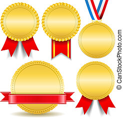 dorado, medallas
