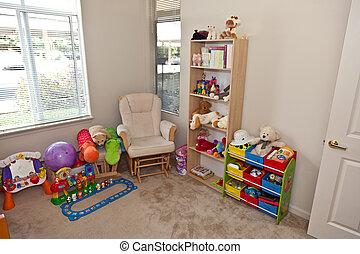 dormitorio del niño
