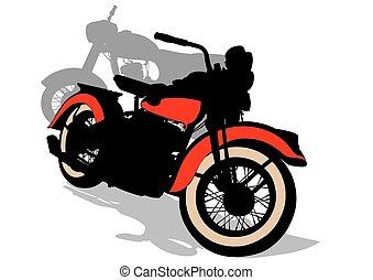 Dos bicicletas viejas