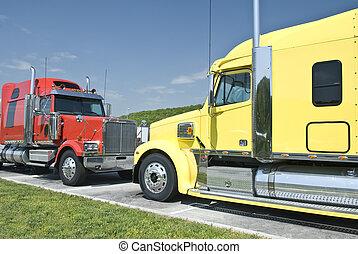 Dos nuevos camiones