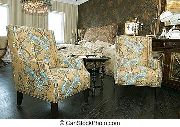 Dos sillas cómodas