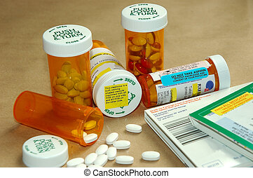 Drogas y advertencias