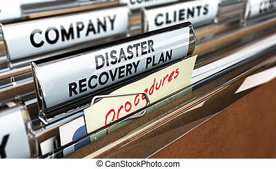 DRP, plan de recuperación de desastres