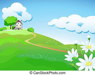 Dulce casa de campo