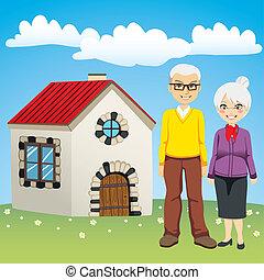 Dulce casa de retiro