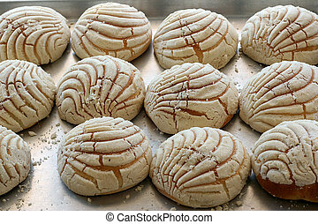 dulce, español, bread