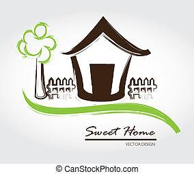 dulce, hogar