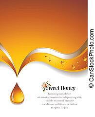 Dulce monada de miel