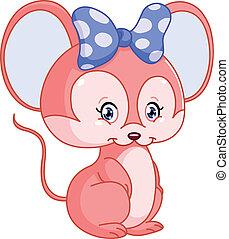 dulce, ratón