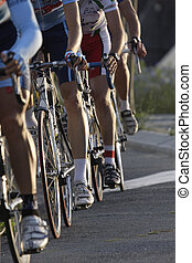 durante, ruedas, carrera, ciclismo