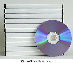 dvd, casos, +