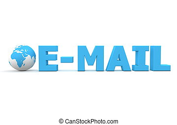 E-mail mundial